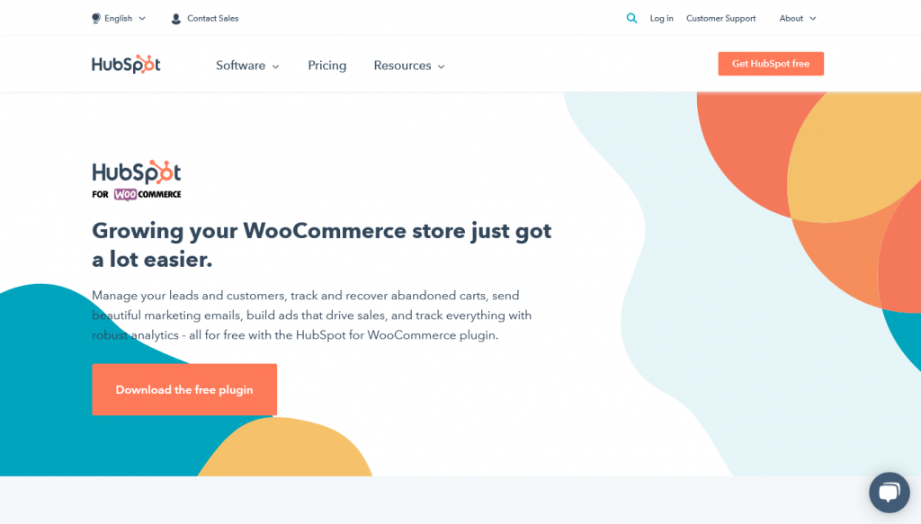 Hubspot - For - Woocommerce - Home