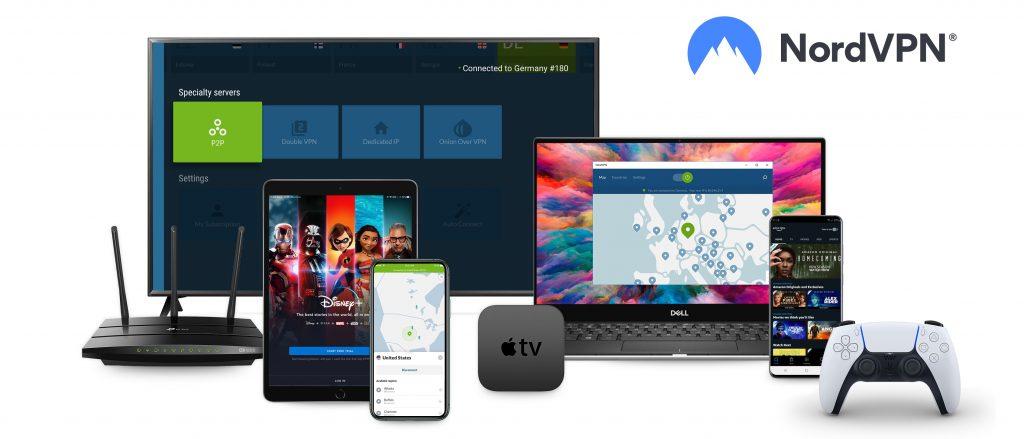 NordVPN - Devices