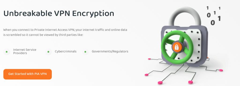PIA - Encryption
