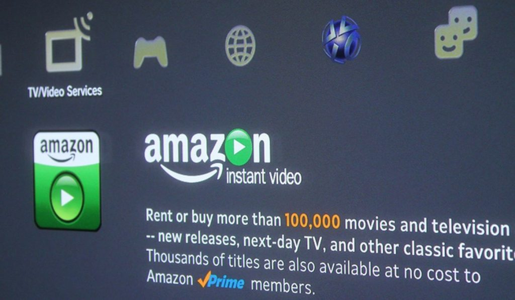 Amazon-Prime-VPN - Instant-VPN