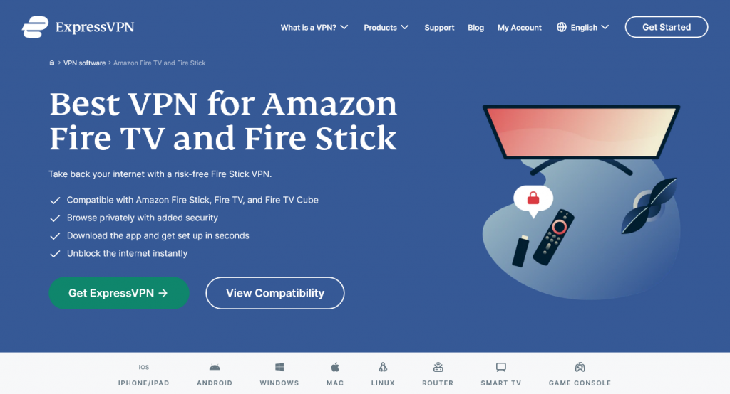 ExpressVPN - For - Amazon - Streaming