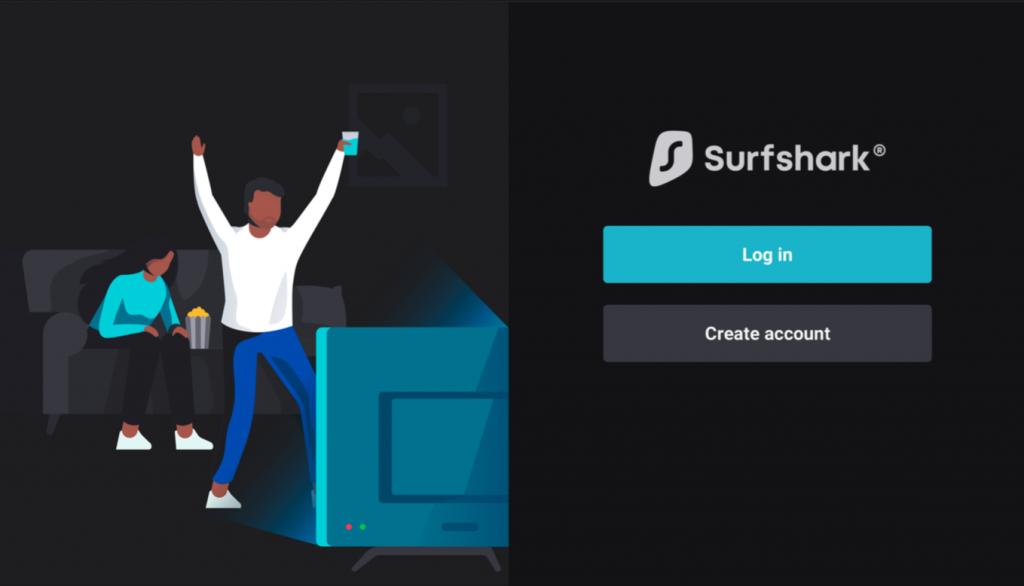 Surfshark-For-Firestick - Create-Surfshark-Account