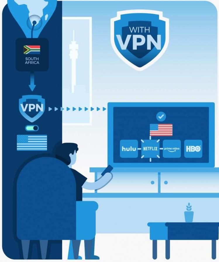 Surfshark-For-Netflix - Streaming-With-VPN