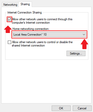 Surfshark-For-Aplle-TV - Configure-Network-Connection