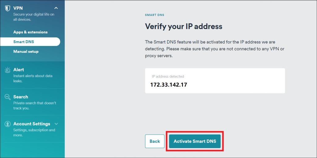 Surfshark-For-Apple-TV - Smart-DNS-Activate
