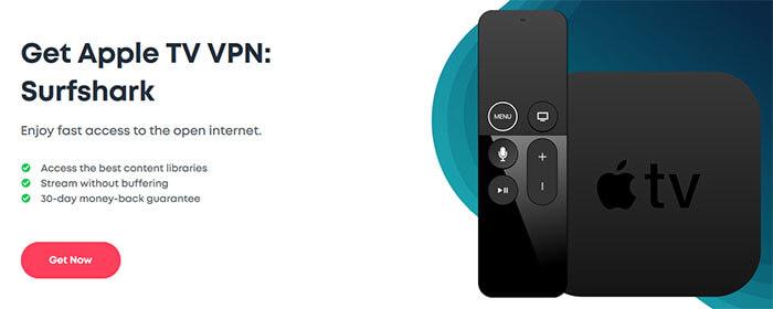 Surfshark-For-Apple-TV - Benefits-Of-A-VPN