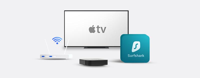 surfshark-For-Apple-TV - Promo