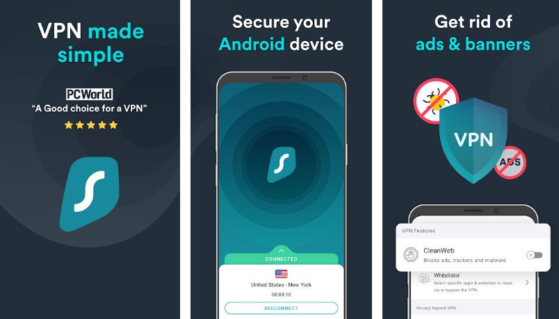 Surfshark-For-Chrome - VPN