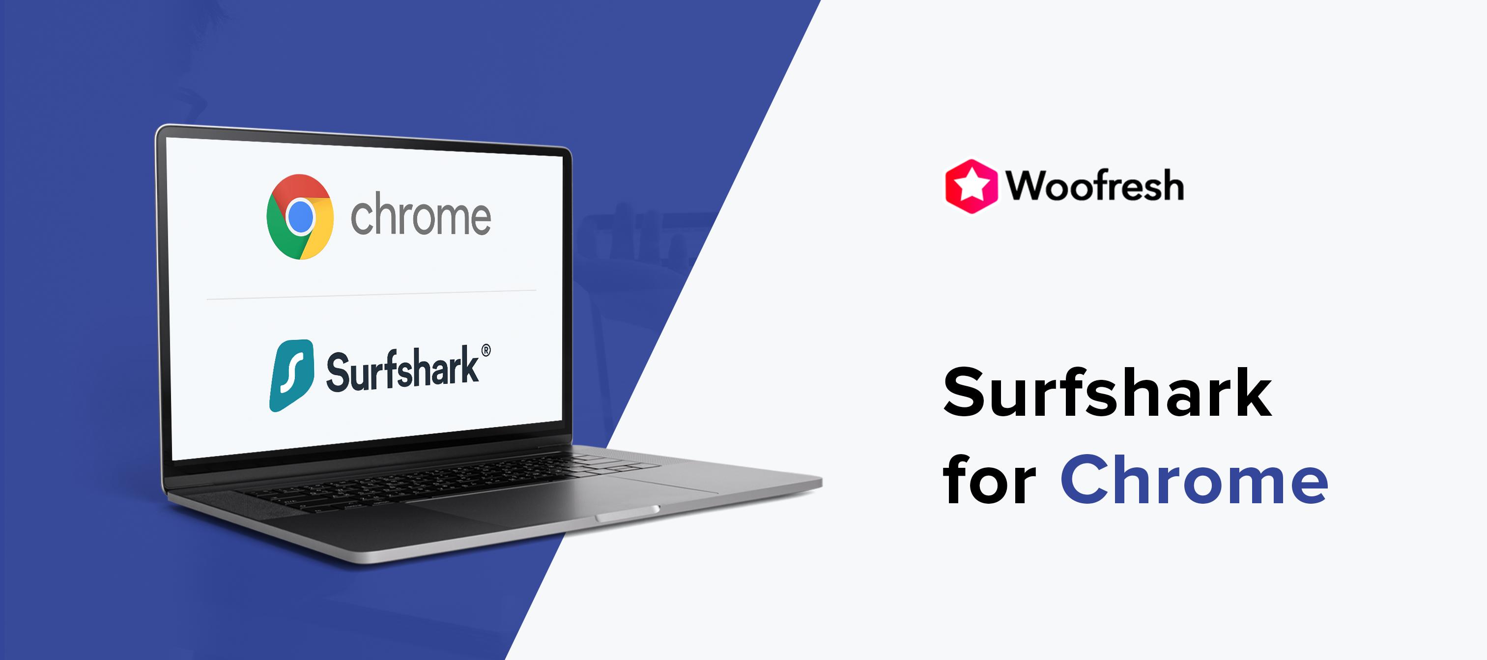 Surfshark for Chrome