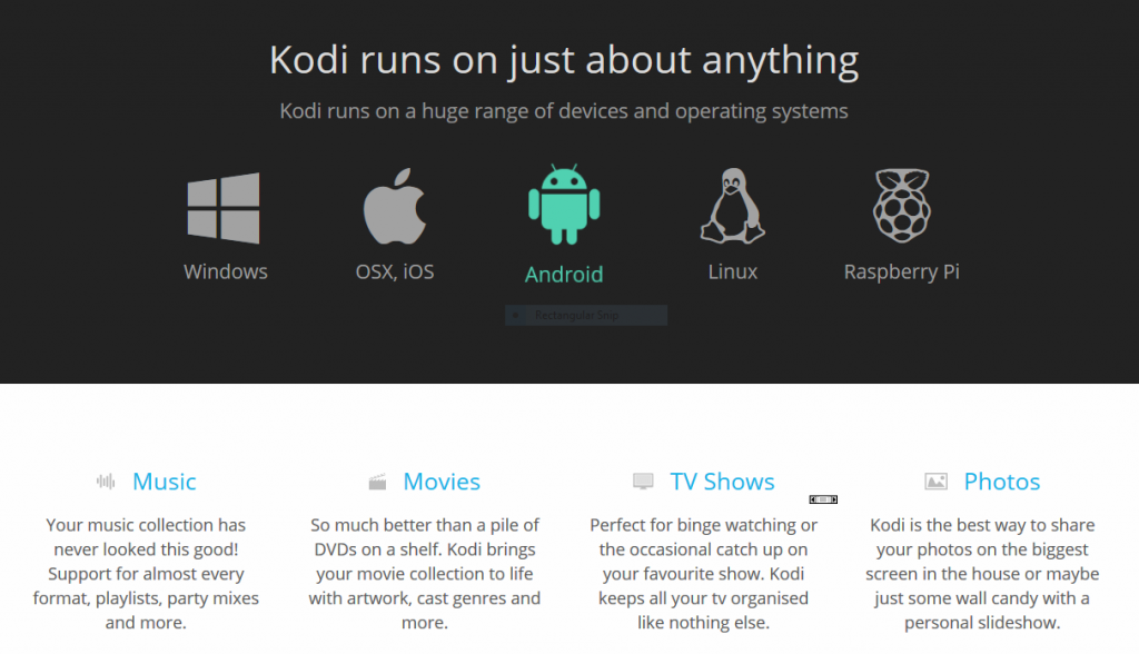 VPN-For-Kodi - OS'