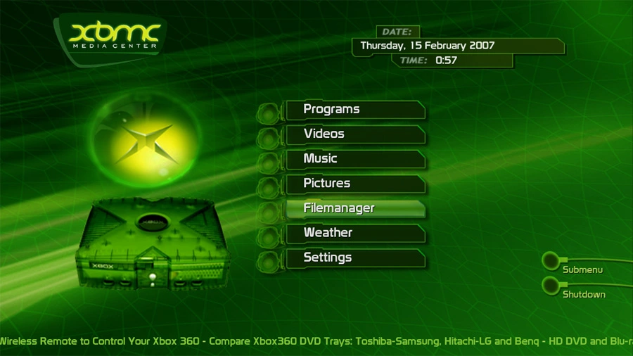 VPN-For-Streaming - XBMC