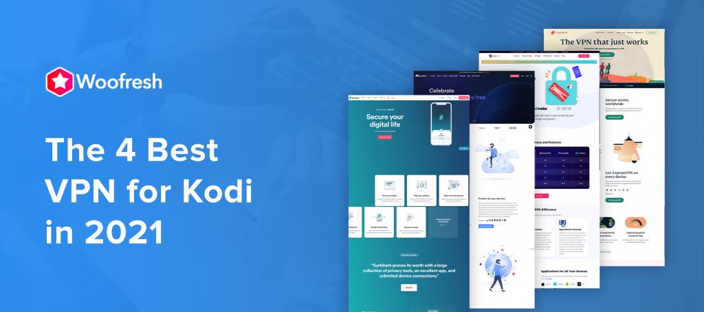 VPN-For-Kodi - Best-VPN