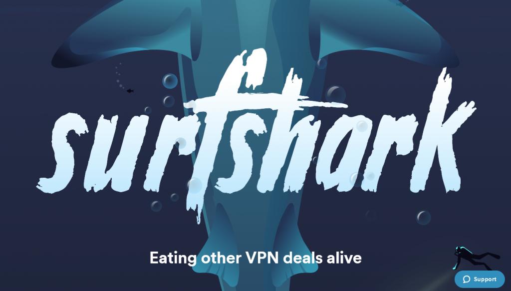 VPN - Deals - Surfshark