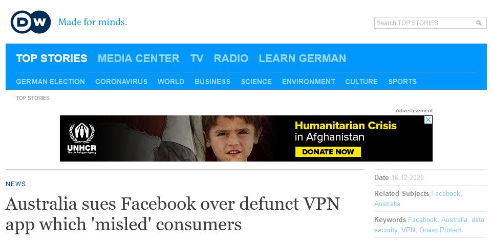 What-Is-A-VPN - Facebook-VPN
