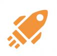 LaunchCDN - Logo